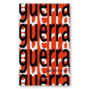 Portada de Guerra - www.laespiral.info