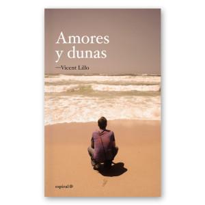 Portada de Amores y dunas - www.laespiral.info